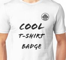 Duggee Cool T-shirt Badge Unisex T-Shirt