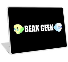 Beak Geek Laptop Skin