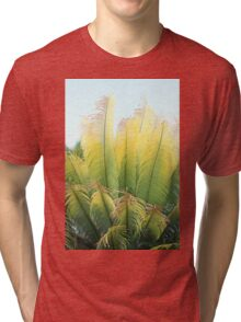 Palm Trees Tri-blend T-Shirt