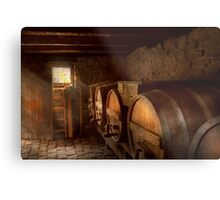Beer Maker - The brewmasters basement Metal Print