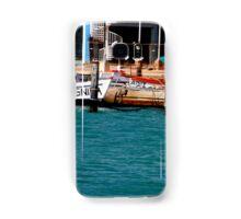 Transportation by Aruba  Samsung Galaxy Case/Skin
