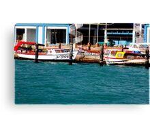 Transportation by Aruba  Canvas Print
