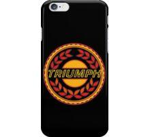 Triumph Cars UK iPhone Case/Skin