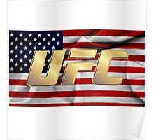 UFC Amerika Poster