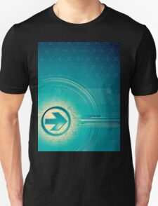 Vintage abstract design for all. T-Shirt