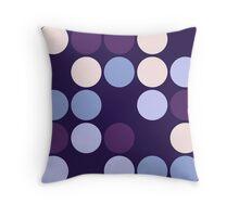 Dreamy - Pop Art Pattern Throw Pillow
