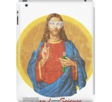 Pray for Science iPad Case/Skin