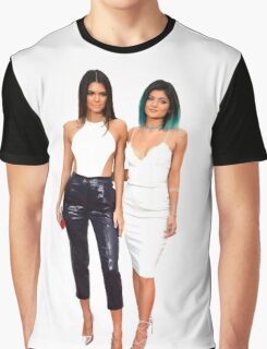 Kendall and Kylie red carpet Graphic T-Shirt