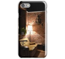 A Place to Read iPhone Case/Skin