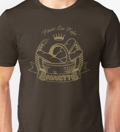 FOUX DU FAFA Unisex T-Shirt