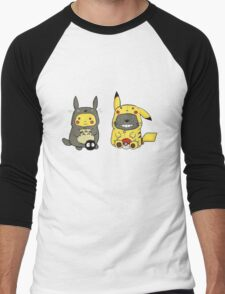 Totoro and Pikachu T-Shirt