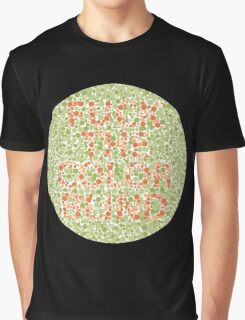 Love The Color Blind Graphic T-Shirt