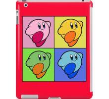 Kirby Colour iPad Case/Skin