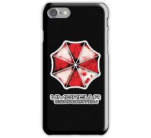 Nemesis edition Umbrella Corporation iPhone case, T-Shirt, and apparel   iPhone Case/Skin