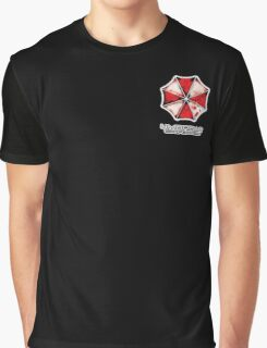 Nemesis edition Umbrella Corporation iPhone case, T-Shirt, and apparel   Graphic T-Shirt