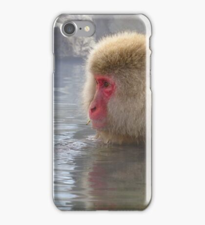 Jigokudani iPhone Case/Skin