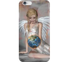 An Angel Weeps iPhone Case/Skin