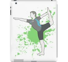 Wii Fit Trainer (Male Alt) - Super Smash Bros  iPad Case/Skin