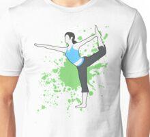 Wii Fit Trainer (Female) - Super Smash Bros  Unisex T-Shirt