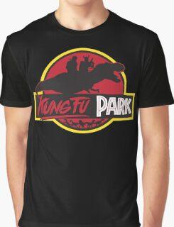 Kung Fu Park Graphic T-Shirt