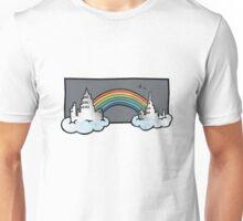 Landscape - Sky City Unisex T-Shirt