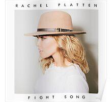Fight Song - Rachel Platten Poster