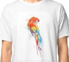 Wild Scarlet Macaw Classic T-Shirt