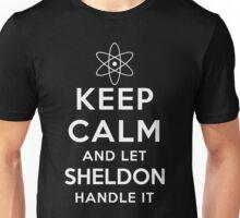Let Sheldon Handle It T-shirt Hoodie Case BBT Fan Dr Cooper Unisex T-Shirt