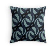 Abstract Beachball - Pattern Throw Pillow