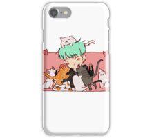 Cat Sir iPhone Case/Skin