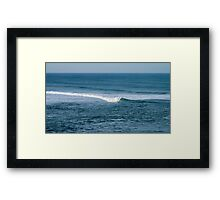 Atlantic ocean, Portugal Framed Print