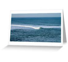 Atlantic ocean, Portugal Greeting Card