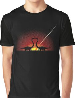 Prehistoric Passion Graphic T-Shirt