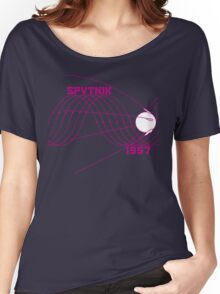 Sputnik 1 Women's Relaxed Fit T-Shirt