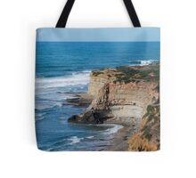 Portuguese Atlantic coast Tote Bag