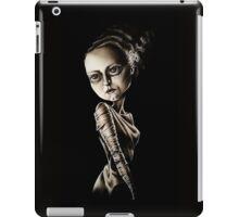 Low Brow Bride of Frankenstein iPad Case/Skin