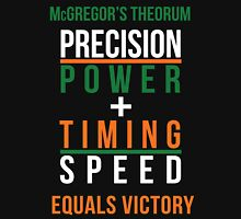 Conor McGregor's Theorem - UFC Unisex T-Shirt