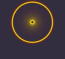 Bike spoke sun Unisex T-Shirt