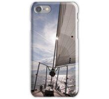 Sailing into the Sun iPhone Case/Skin