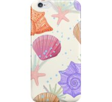"StylePrint ""UnderSea shells"" iPhone Case/Skin"