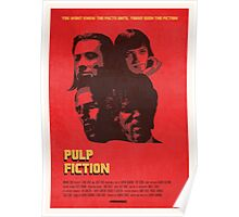 Pulp Fiction - Alternate One Sheet Poster