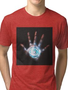 Palm Of Your Hand Tri-blend T-Shirt