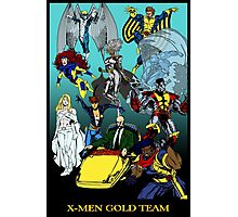 X-Men Gold Team Photographic Print