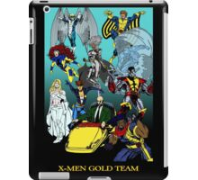 X-Men Gold Team iPad Case/Skin