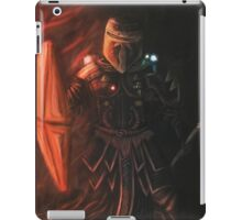 Interstellar Knight iPad Case/Skin