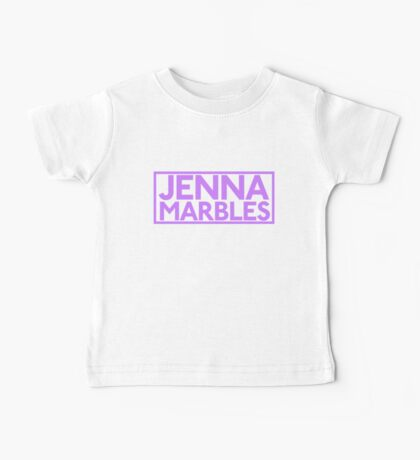 Jenna Marbles - YouTuber Baby Tee