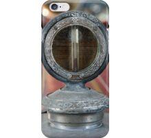 Antique Radiator Gauge iPhone Case/Skin