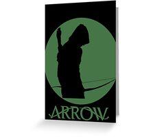 Arrow S4 Greeting Card