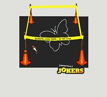 Butterfly Crime Scene Unisex T-Shirt