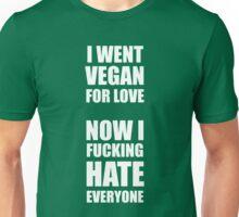 Vegan statement Unisex T-Shirt